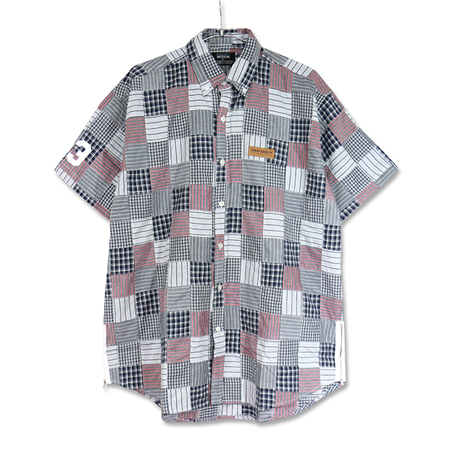 33 PATCHWORK H/S SHIRTS