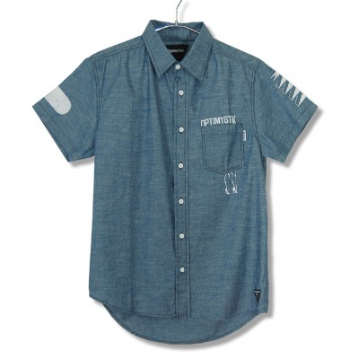 STAMPED H/S SHIRTS