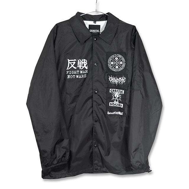 CHAOTIC 反戦 JACKET