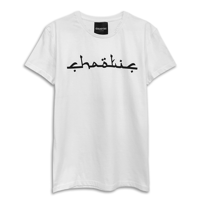 Arabic Logo DAMAGE Tee
