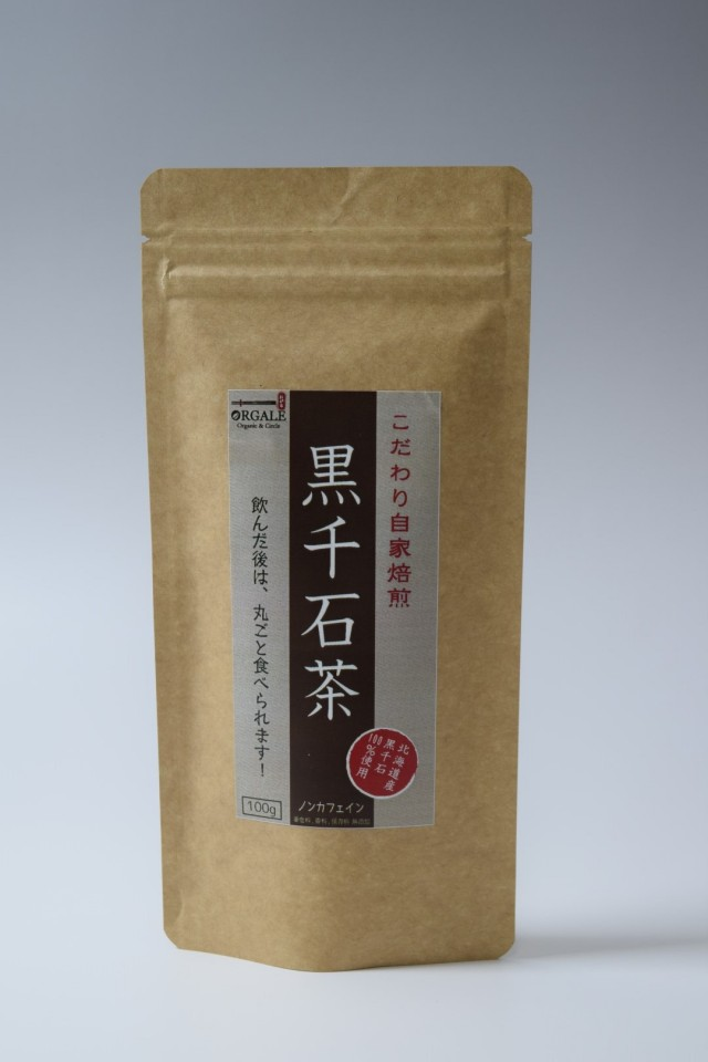 黒千石茶100g