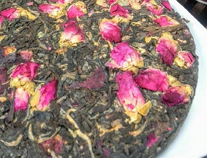 メイクイ紅茶餅茶