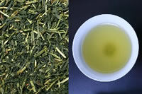 有機煎茶【オーガニックギフト】有機くき茶(雁が音)