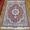 ペルシャ絨毯タブリーズ、リビングサイズ
