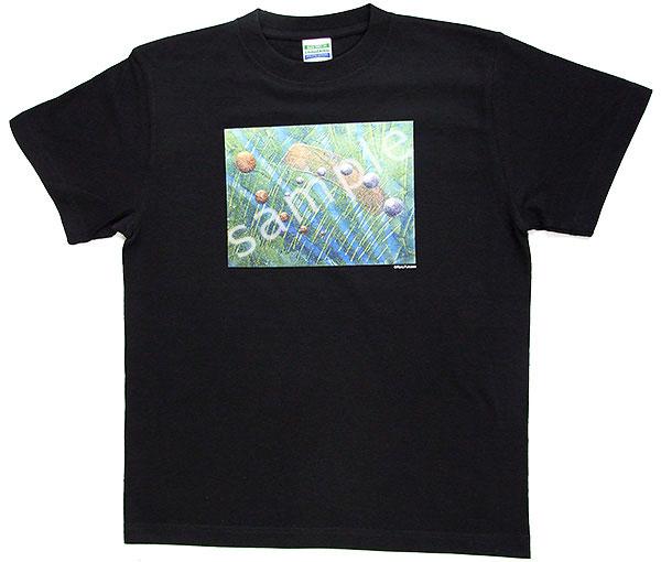 オリジナルTシャツ 芸術家 深瀬綾 覚醒思考