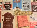 Cavallini & Co. ポスター コーヒー