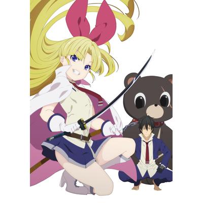 【音泉通販限定特典付】武装少女マキャヴェリズム 第3巻 【Blu-ray】