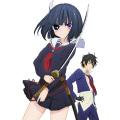 【音泉通販限定特典付】武装少女マキャヴェリズム 第1巻 【Blu-ray】