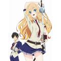 【音泉通販限定特典付】武装少女マキャヴェリズム 第2巻 【Blu-ray】