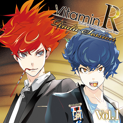 ラジオCD 「VitaminR Radio Session」 Vol.1
