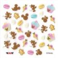 【春ネイル】【pieadra21724】ピアドラ/スイーツミッキー&ミニー