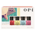 【40%OFF】OPI (オーピーアイ)レトロサマー ミニパック NL-R69-R67-R70-R72