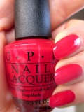 【40%OFF】OPI(オーピーアイ)  NL A70  Red Hot Rio
