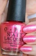 【40%OFF】OPI(オーピーアイ) NL-A72 Can't Hear Myself Pink!(キャント ヒア マイセルフ ピンク)廃盤の為、在庫限り