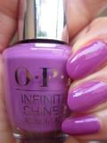 【35%OFF】OPI INFINITE SHINE(インフィニット シャイン) IS-L12 Grapely Admired(グレープリー アドマイヤード)