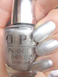 【40%OFF】OPI INFINITE SHINE(インフィニット シャイン) IS-L48 Silver on lce(シルバー オン アイス)