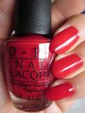 【40%OFF】OPI(オーピーアイ) NL-N25 Big Apple Red