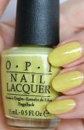 OPI(オーピーアイ) NL-N33 Life Gave Me Lemons(ライフ ゲイブ ミーレモンズ)廃盤の為、在庫限り