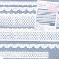 【eternal】エターナル/ネイルシールエレガントレースホワイト/fit17(廃盤の為、在庫限り)