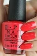 【40%OFF】OPI(オーピーアイ)  NL-H61 Red Lights Ahead...Where? (レッド ライツ アヘッド ホウェア?)