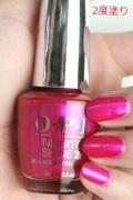 【35%OFF】OPI INFINITE SHINE(インフィニット シャイン) IS-LC09 Pompeii  Purple(Pearl)(ポンペイ パープル)