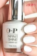 【40%OFF】OPI INFINITE SHINE(インフィニット シャイン) IS-LL00 Alpien Snow(アルパイン スノー)
