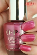 【35%OFF】OPI INFINITE SHINE(インフィニット シャイン) IS-LV11 A-Rose at Dawn…Broke by Noon (Pearl)(ア ローズ アット ダウン ブローク バイ ヌーン)