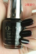 【40%OFF】OPI INFINITE SHINE(インフィニット シャイン) IS-LW42 Lincoln Park After Darku(Creme)(リンカーン パーク アフター ダーク)
