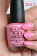 【40%OFF】OPI(オーピーアイ) NL-N53 Suzi Nails New Orieans(スージー ネイルズ ニューオリンズ)