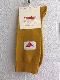 スペイン 靴下ブランド CONDOR Plain stitch high socks プレーンハイソックス