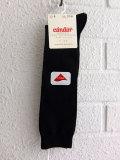 スペインのバルセロナにある1898年創業の老舗ブランドCONRORのフットウェア Plain stitch high socks プレーンハイソックス