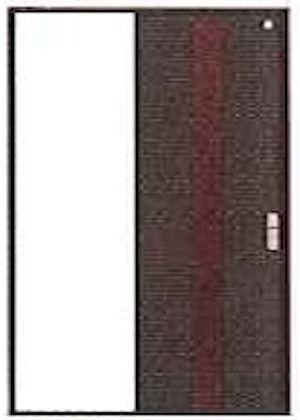 * PAL トイレ用片引戸セット DM-H2-20(R) (固定枠152幅用) *