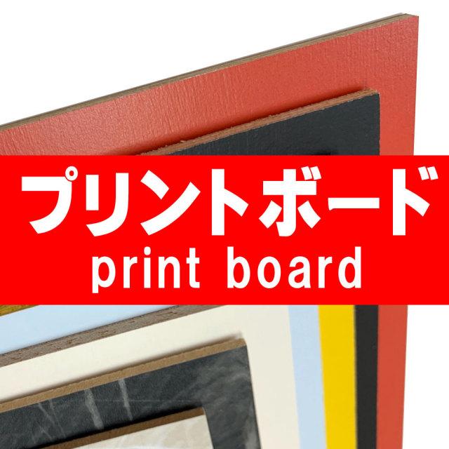 カラーブリントボード カラーベニヤ カラー合板