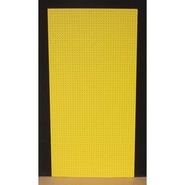 カラー有孔黄5-25