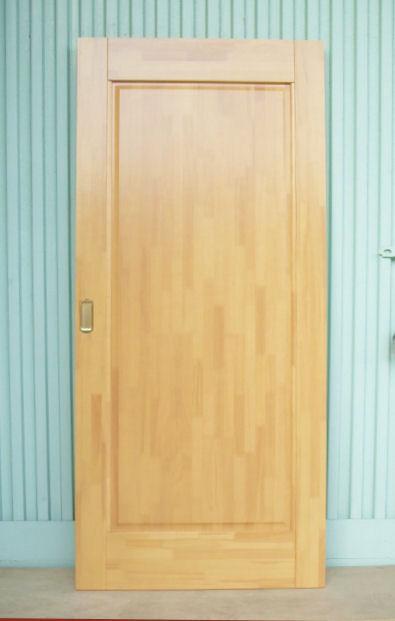 * サスティーナ セミオート引戸                             吊り引戸 NDHN-0186BF(扉のみ) *