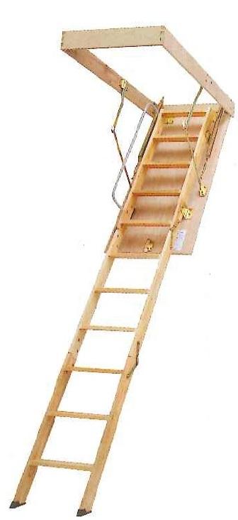 * PAL 天井収納用 折りたたみはしご KTS-1999 (高さ8尺用) *