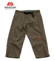 MOUNTAIN EQUIPMENT(�ޥ���ƥ� �������åץ���)��3/4�ѥ�ġ�Gabbro 3/4 Pant�ۥ��֥�3/4�ѥ��