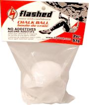flashed/フラッシュト クライミングチョークボール【レフィル57g】詰め替えタイプ