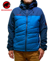 MAMMUT/�ޥࡼ�� ��BelayHybridInsulationJacket�ۥӥ쥤�ϥ��֥�åɥ��󥵥졼����󥸥㥱�å�1010-19690