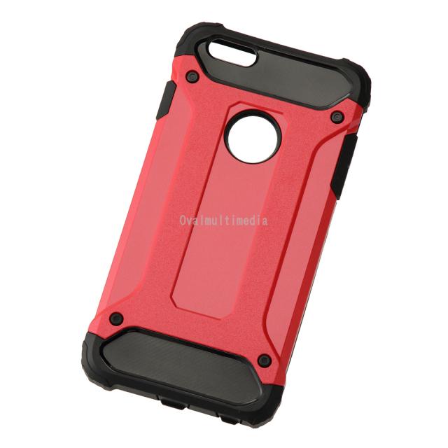 iPhone6sPlus用コンビネーションケース レッド