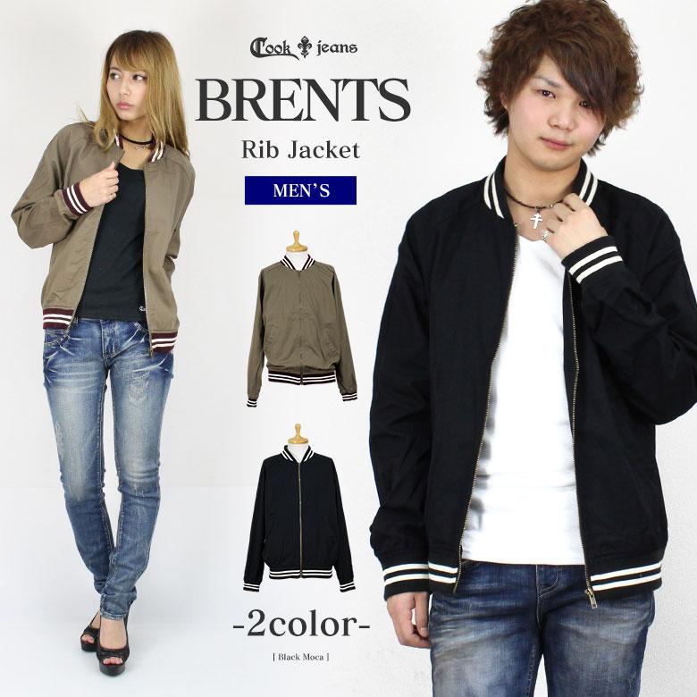 COOKJEANS クックジーンズ ジャケット スタジャン メンズ Brents ブレンツ(men's/メンズ)