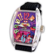 【送料無料】 ファンキージャグラー ウォッチ フランク三浦 腕時計 パチスロ スロット ジャグラー キャラクター グッズ