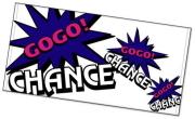 ���㥰�顼 GOGO!���� �Х������� �Υۥ磻�ȡ� GOGO!CHANCE �ޡ��� �ѥ����� ����å� ���å�