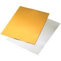 カラー工作用紙 45×32cm 金・銀 1枚より