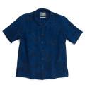 PAIKAJI Blue パイカジブルー アロハシャツ