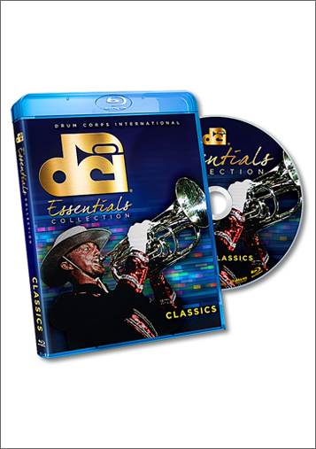 【マーチング ブルーレイ】DCI Essentials - Champions 3 Blu-Ray