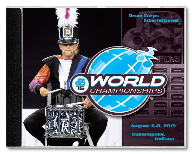 【マーチング CD】2015 DCI World Championships CD