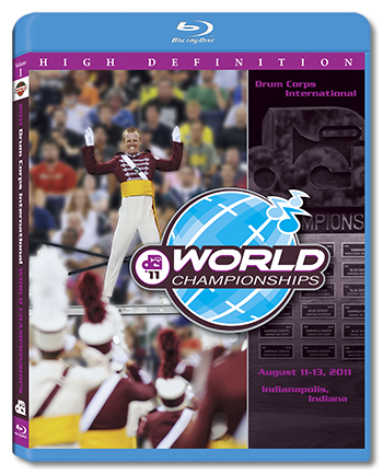 【マーチング ブルーレイ】2011 DCI World Championships Vol.1(World Class1-12)
