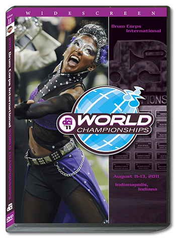 【マーチング DVD】2011 DCI World Championships Vol.2(World Class13-23)