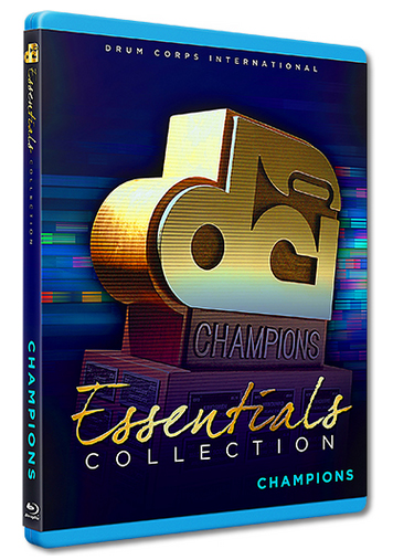 【マーチング ブルーレイ】DCI Essentials- Champions Blu-ray